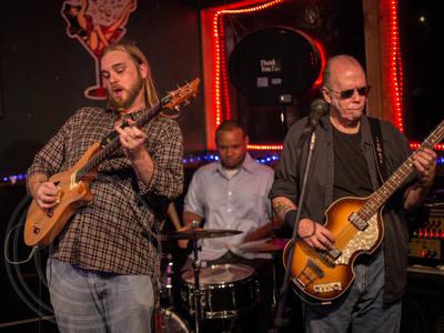 Jason Cloud Trio